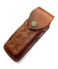 Sheath Leather hand made 135x60mm