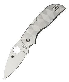 Spyderco Chaparral Titanium SC152TIP
