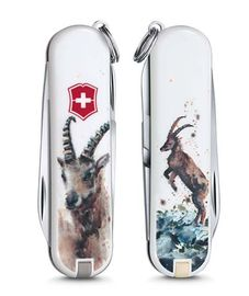 Swiss army knife - ClassicLE 2016  Capricorn 0.6223.L1610
