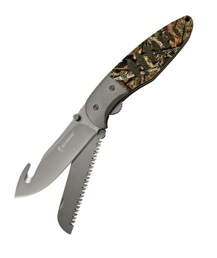 Browning Hunt-n-Gut Mossy Oak