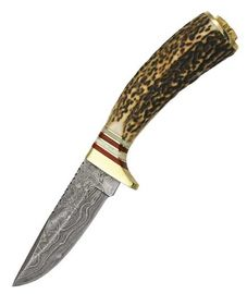 Damascus Whitetail Skinner