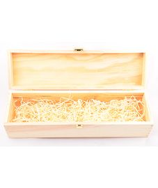 Large Gift Box. wood