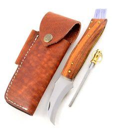 Exclusive Mushroom knife handmade