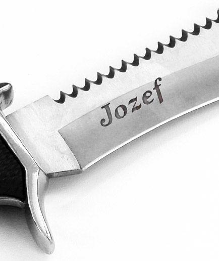 Engraving - Laser - Blade