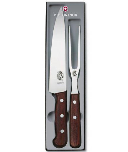 Victorinox Kitchen Knives - Set Knife And Fork 5.1020.2 - Knife