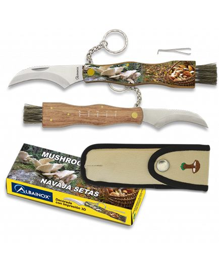 Martinez ALBAINOX Mushroom knife 18210