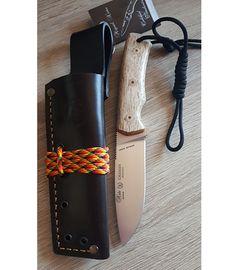 Knife Miguel Nieto CHAMAN Bushcraft 139A