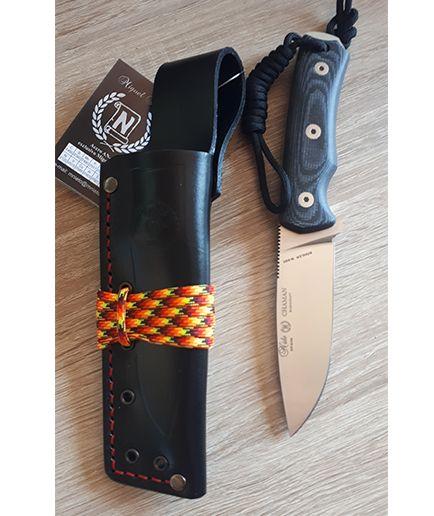 Knife Miguel Nieto CHAMAN Bushcraft 139M