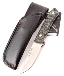 Knife Miguel Nieto LINEA TRAPPER 12000