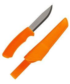 Knife Mora Bushcraft Orange