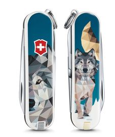 Swiss army knife - Classic LE 2017 THE WOLF IS COMING HOME 0.6223.L1704