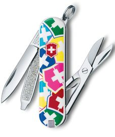 Swiss army knife - Classic VX Colors 0.6223.841