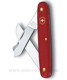 Swiss army knife - EcoLine Budding knife 3.9045
