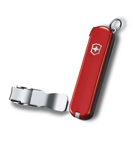 Swiss Army Knife Nail Clip 0 6453 Knife Euro Knife Com