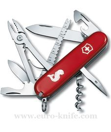 Swiss army knife - Victorinox ANGLER 1.3653.72