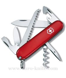 Swiss army knife - Victorinox CAMPER 1.3613