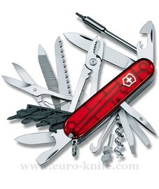 Swiss army knife - Victorinox CYBERTOOL 41 - 1.7775.T