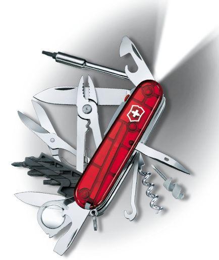 Swiss Army Knife Victorinox Cybertool Lite 1 7925 T