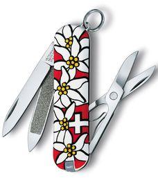 Swiss army knife - Victorinox EDELWEISS 0.6203.840
