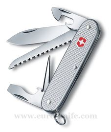Swiss army knife - Knife Victorinox FARMER Alox 0.8241.26