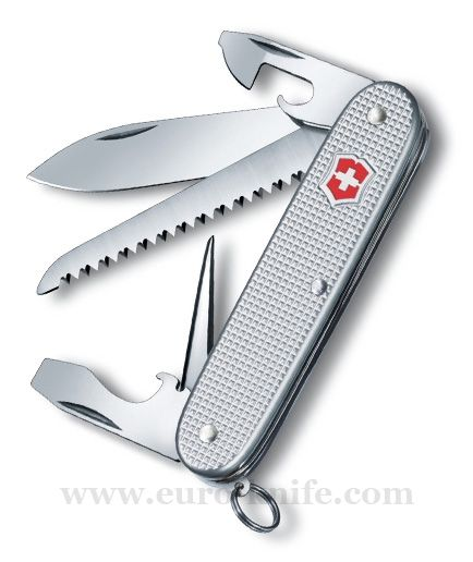 Swiss Army Knife Knife Victorinox Farmer Alox 0 8241 26