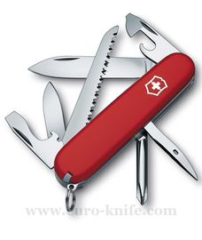 Swiss army knife - Victorinox HIKER 1.4613