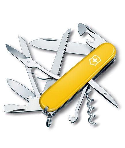Swiss army knife - Victorinox Huntsman 1.3713.8R