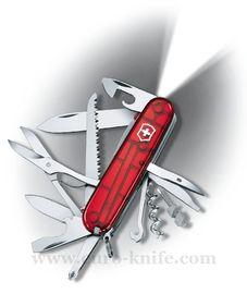 Swiss army knife - Victorinox Huntsman Lite 1.7915.T