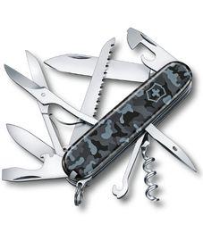 Swiss army knife - Victorinox Huntsman NAVI 1.3713.942