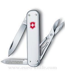 Swiss army knife - Victorinox MONEY CLIP, ALOX 0.6540.16