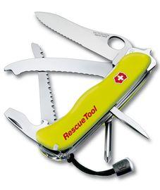 Swiss army knife - Victorinox RESCUETOOL 0.8623.MWN