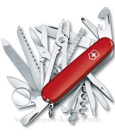 Swiss army knife - Victorinox SWISSCHAMP 1.6795