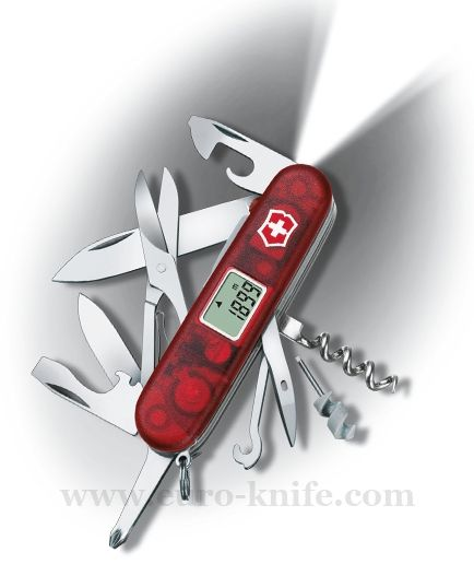 Swiss Army Knife Victorinox Traveller Lite 1 7905 Avt