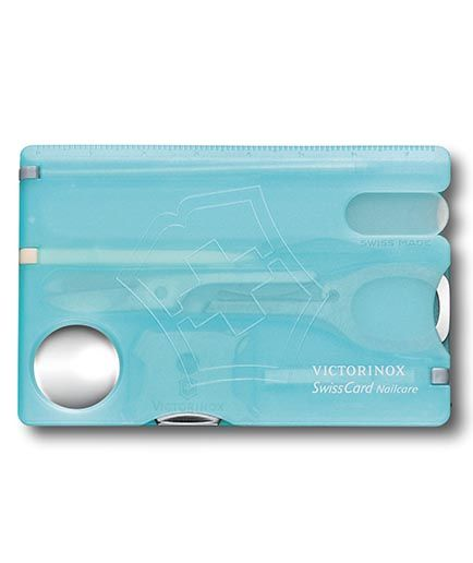 Swiss Army Knife Victorinox Swiss Card Nailcare 0 7240