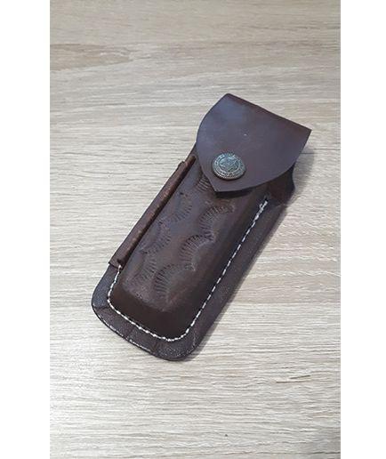 Sheath Leather hand made 115x50mm