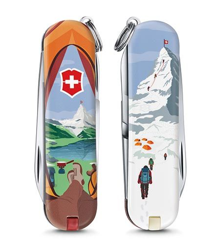 Swiss army knife - Classic Limited Edition 2018 - 0.6223.L1802