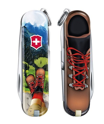 Swiss army knife - Classic Limited Edition 2020 - 0.6223.L2002
