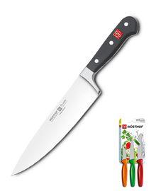 Wüsthof CLASSIC Cook's knife 20 cm + Bonus
